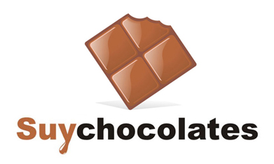 Logotipo Empresa Chocolate - Suy Chocolates