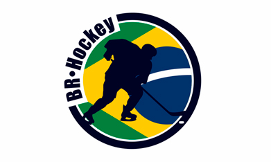 Logotipo Empresa Hockey Brasil - BRHOCKEY